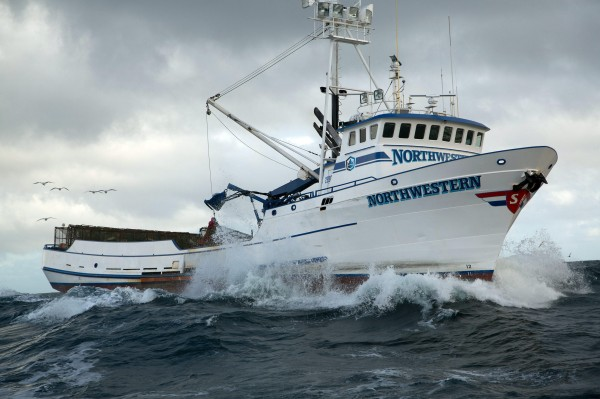 A game based on the television show 'Deadliest Catch' will arrive on the App Store in July