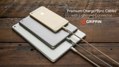 You can now purchase Griffin's Apple-certified Lightning cable with a reversible USB plug