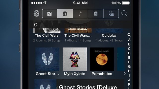 Experience your music differently with Marvis Music Player