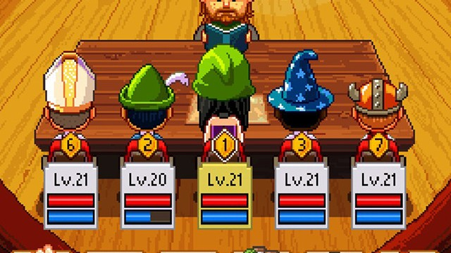 Set out on an epic RPG adventure that you play your way in Knights of Pen & Paper 2