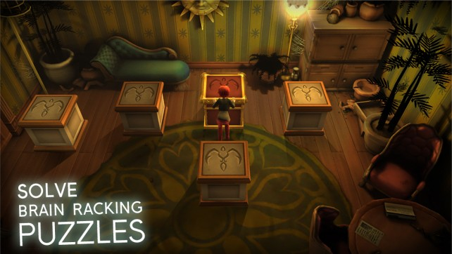 Solve puzzles and fight your way out of a cursed house in our Game of the Week.