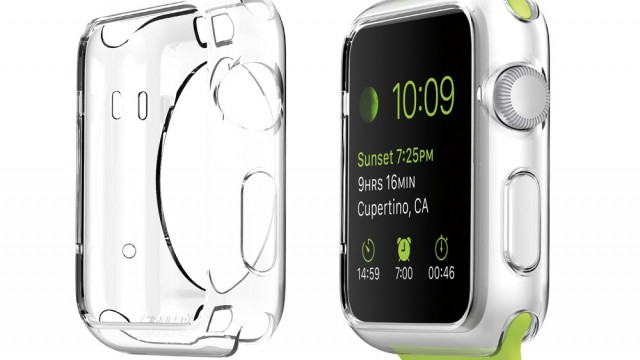Review: Spigen's Liquid Crystal Case protects the Apple Watch from scrapes and scratches