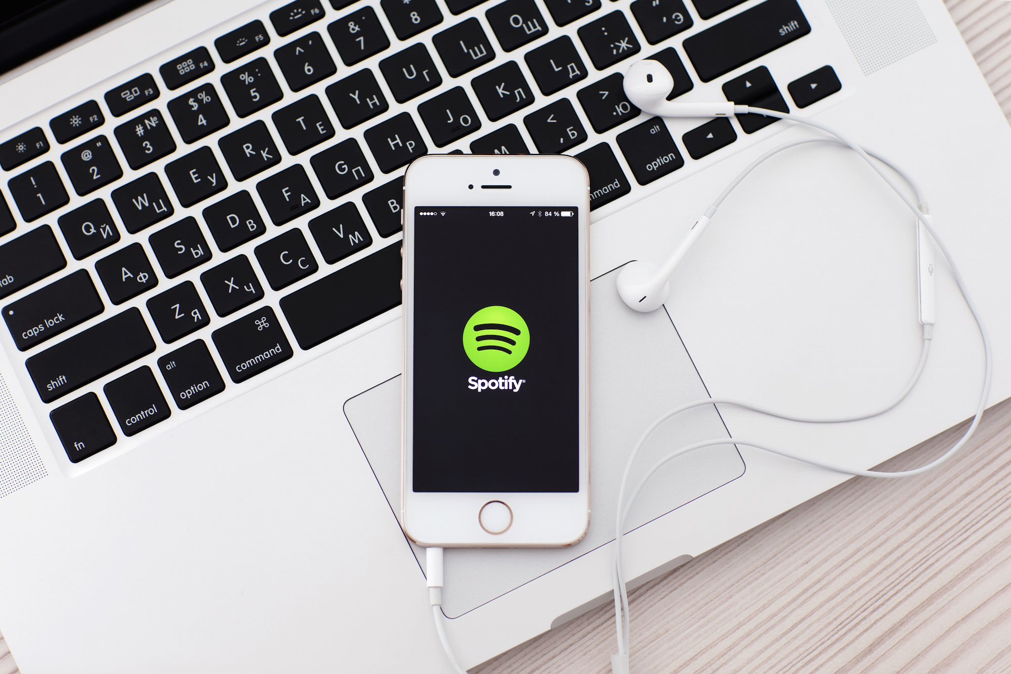 Updated: Is Apple winning? Spotify might be ending its free music plan