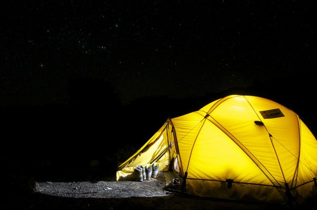 How to find locations for your next camping trip