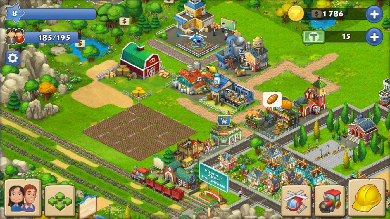 Zoo Building Games Ios