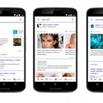 Real-time Twitter content is now appearing with Google search results in the iOS app and mobile site