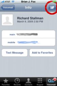 voicemailforwarder