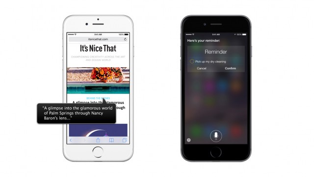 Apple's VoiceOver technology is honored with a 2015 Helen Keller Achievement Award