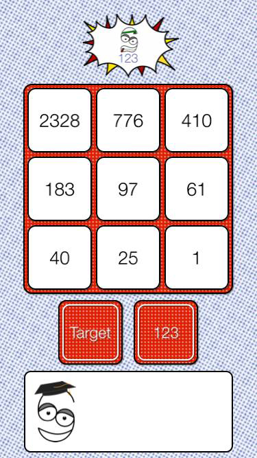 Put your math skills to the test with the new game 123
