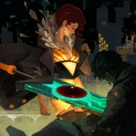Battle through a futuristic city in Transistor, now on iOS