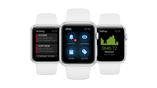 At long last, eBay for Apple Watch launches on the App Store