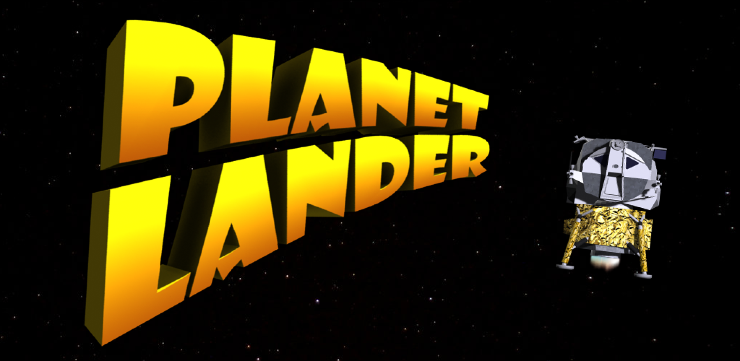 Indie dev Djee Games launches Planet Lander on iOS