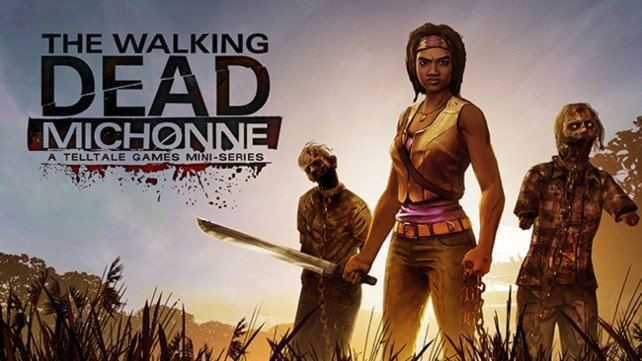 The Walking Dead: Michonne.