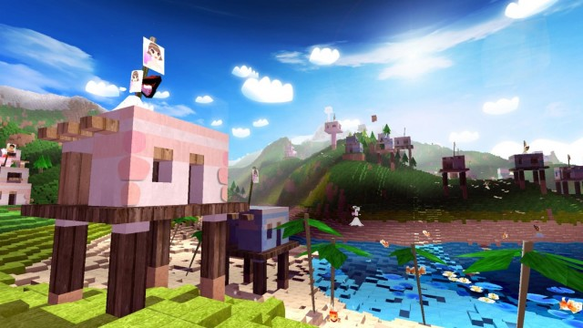 Minecraft rival Fairystone launches this week