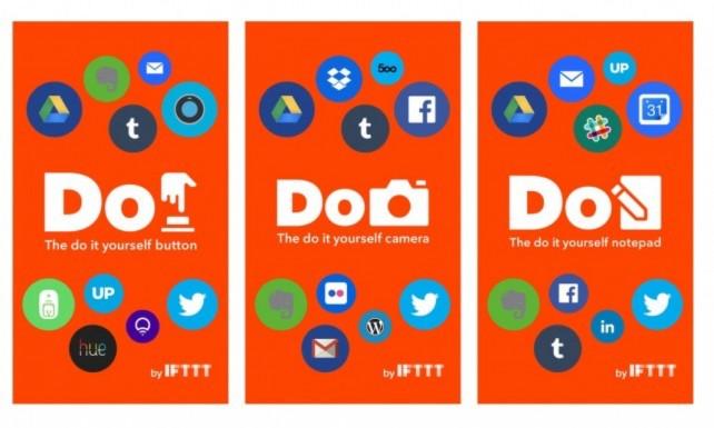IFTTT's Do apps.