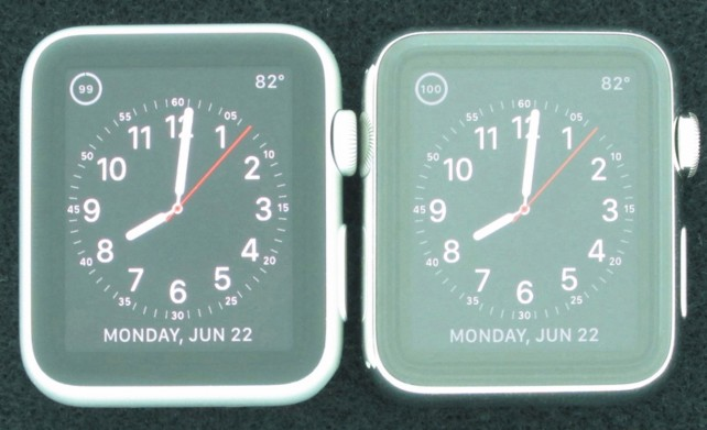 Apple Watch Sport vs. Apple Watch.