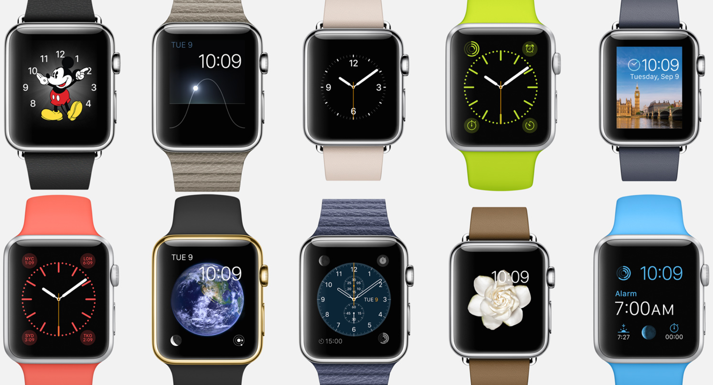 Does the Apple Watch Sport offer users the best display?