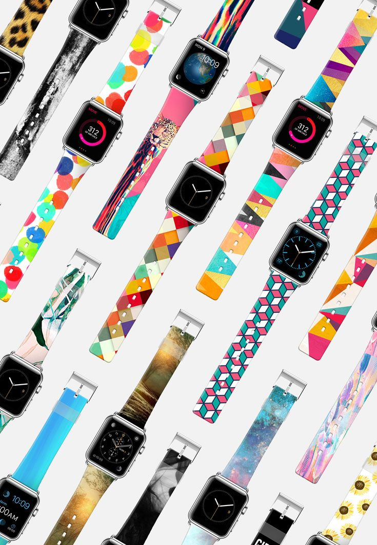 Adorn your Apple Watch with these 10 amazing bands