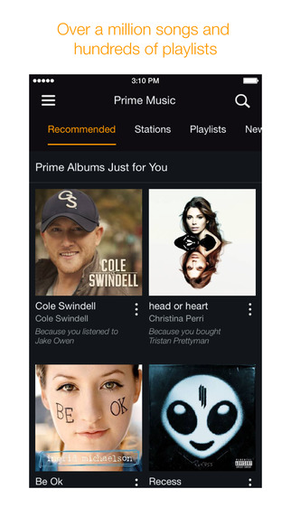 Amazon Music Songs