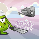 Angry Sleeper will make sure you go to sleep on time, maybe