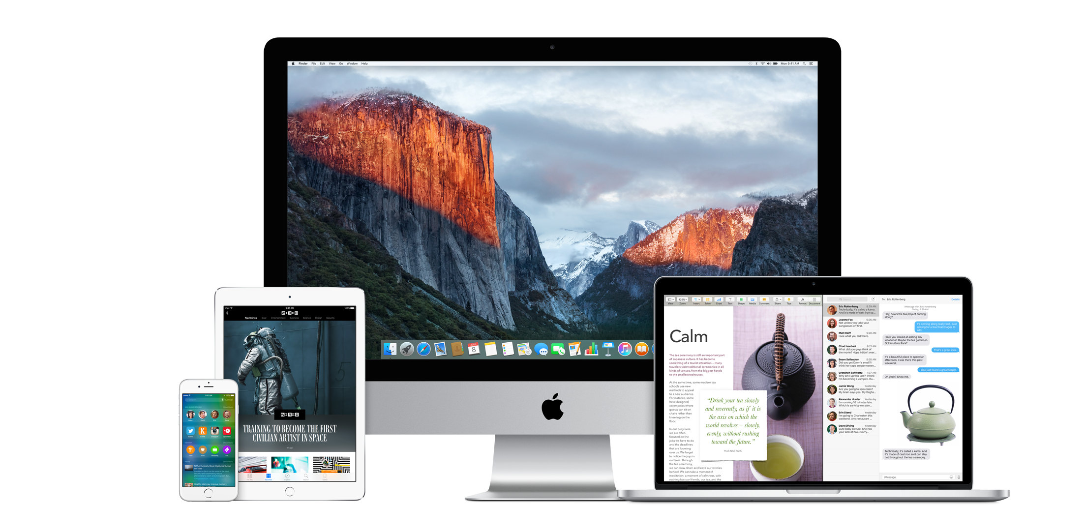 Should you upgrade to Apple's iOS 9 or OS X El Capitan?