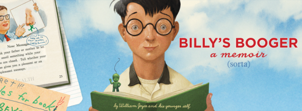Billy's Booger is snot your ordinary storybook app