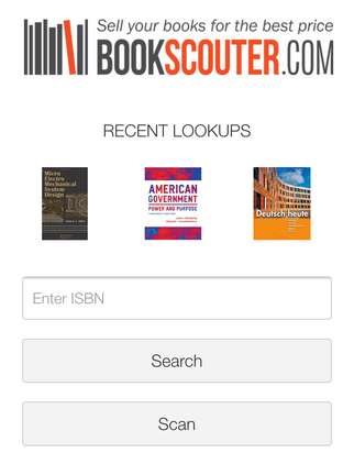 BookScouter Main