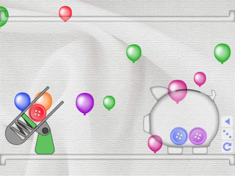 Buttons Balloons