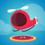 Bounce your way through the sky in Copter Lift