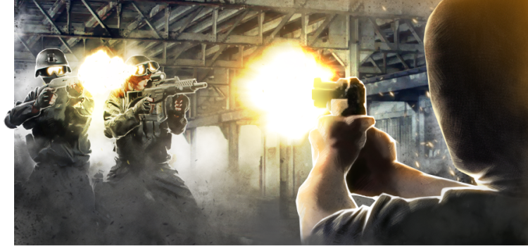 Soon you will use your SWAT skills in Door Kickers for iPad