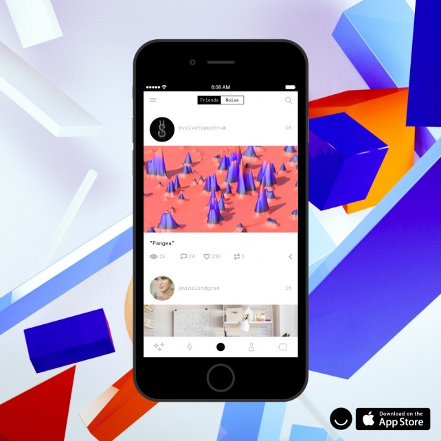 Remember Ello? Say hello to its long-awaited iOS app