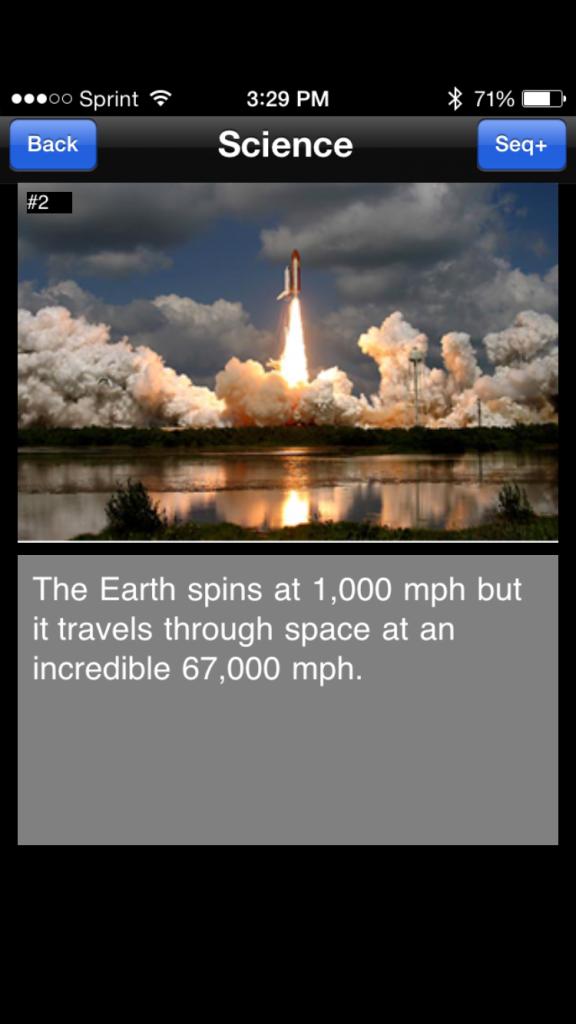 Facts App