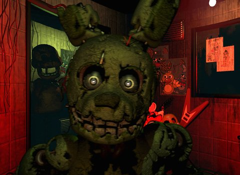 Five Nights at Freddy's 4 coming this fall? It's time for another in the scary series