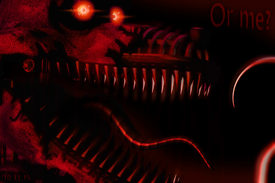 Early release: Five Nights at Freddy's 4 arriving in August