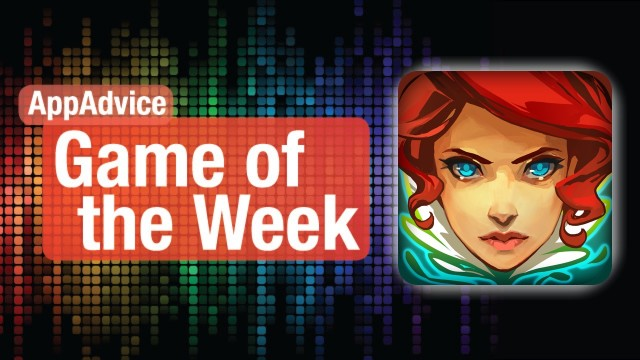 Best new games of the week: Transistor and Threes! Free