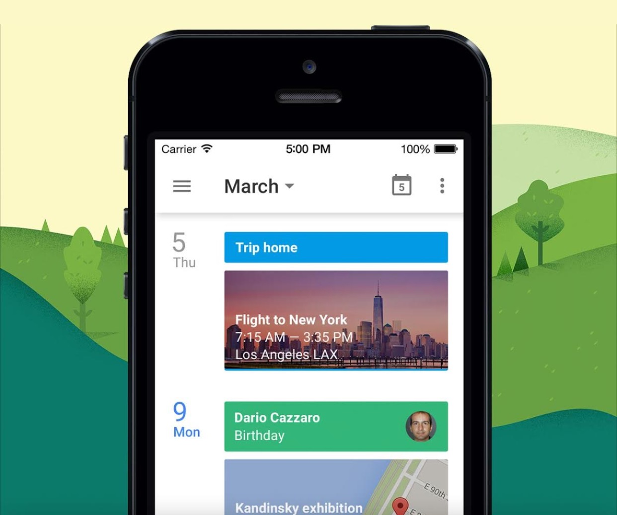 Google Calendar gets more productive with new features
