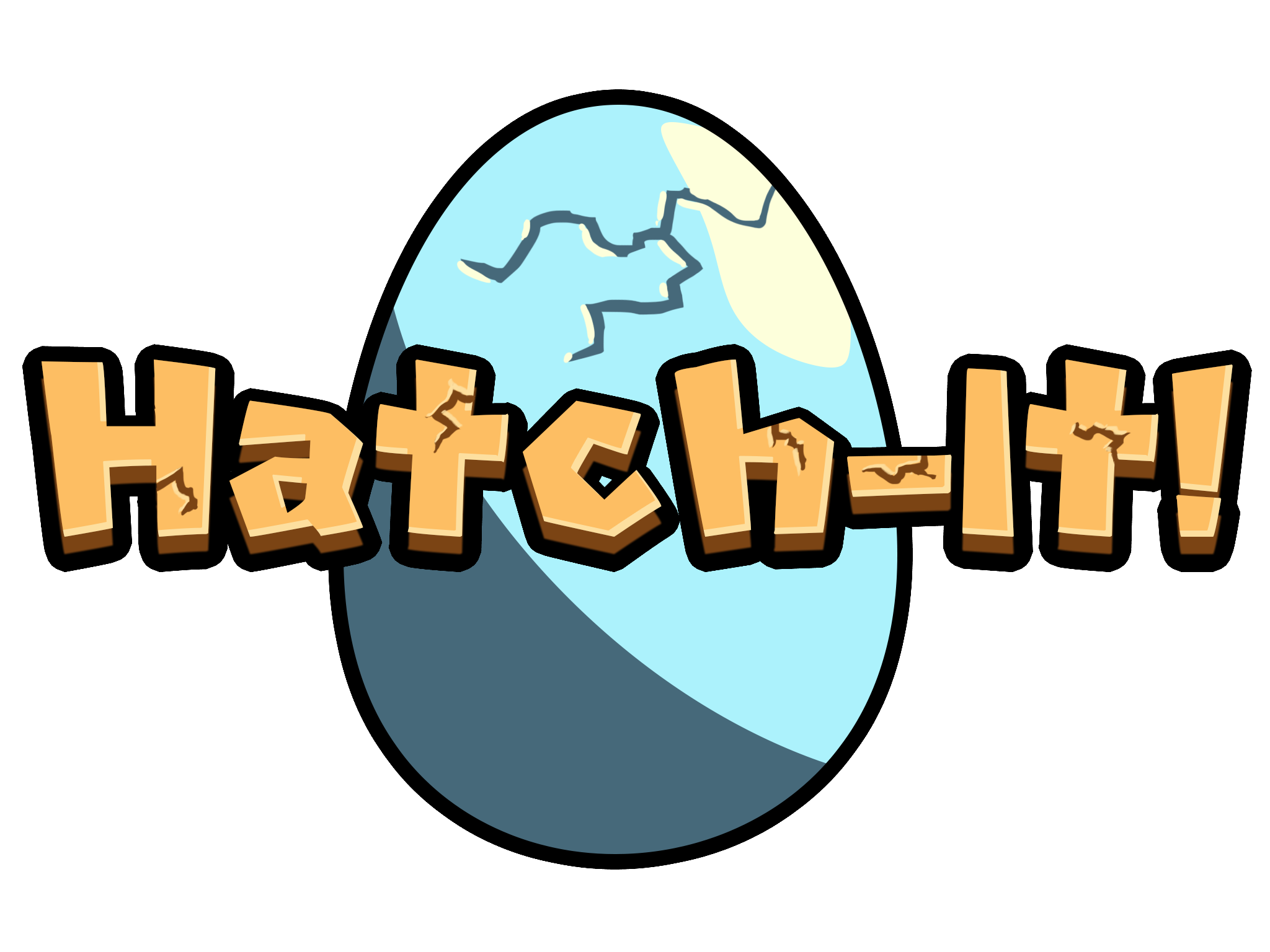 Hurry and save those cute dinosaur babies in Hatch-It