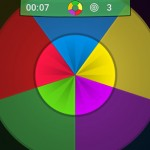 Focus and line up the circles quickly to get a high score in Infinigon