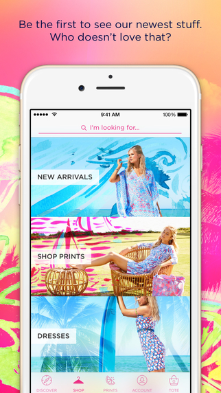 Lilly Pulitzer Browse