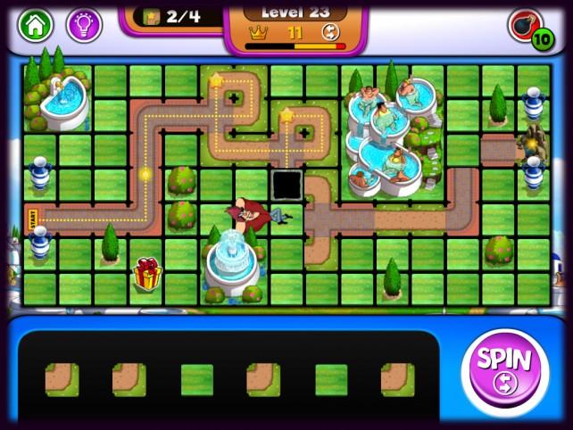 Maze Fiesta Play