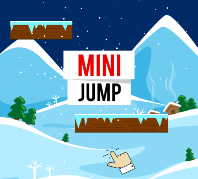 Can you make a Mini Jump or will you plummet to the bottom?