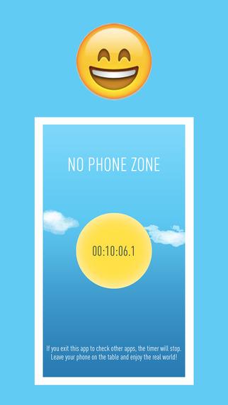 NoPhoneZone Start