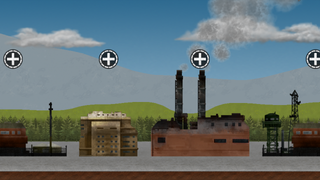 Defend your nation and design rockets in Scapefall