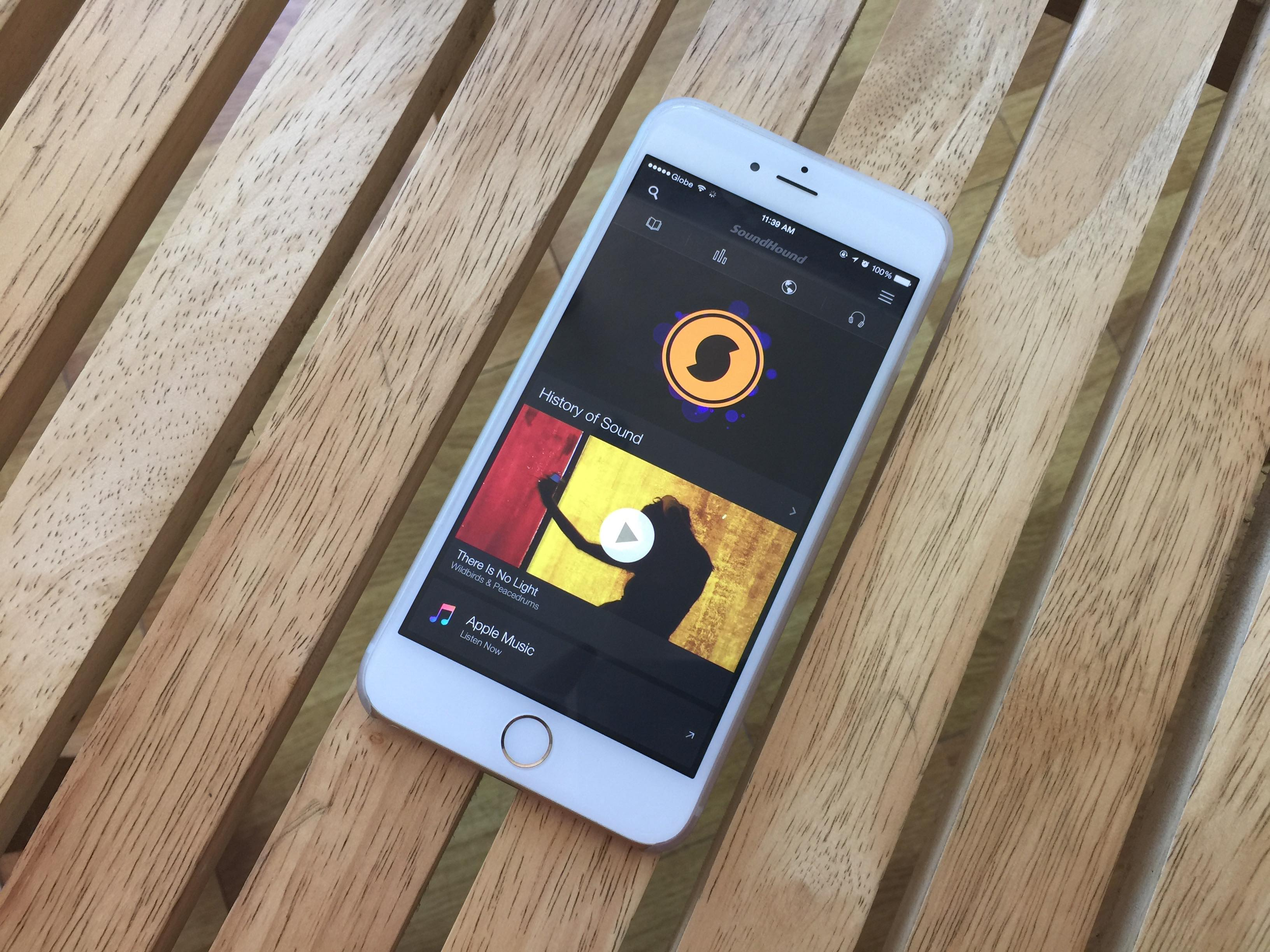 SoundHound matches Shazam with Apple Music integration