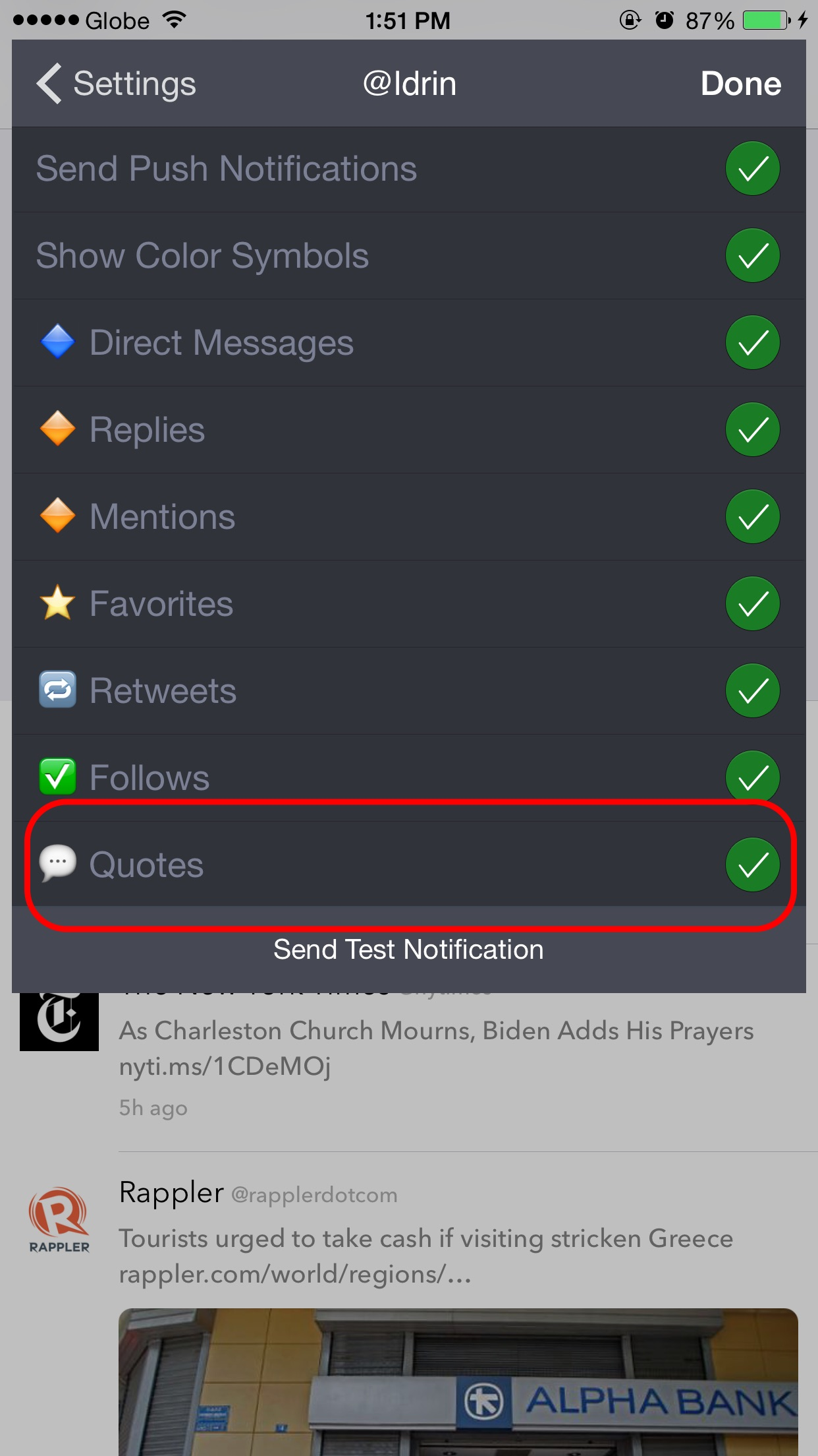 Twitterrific now supports notification for quoted tweets