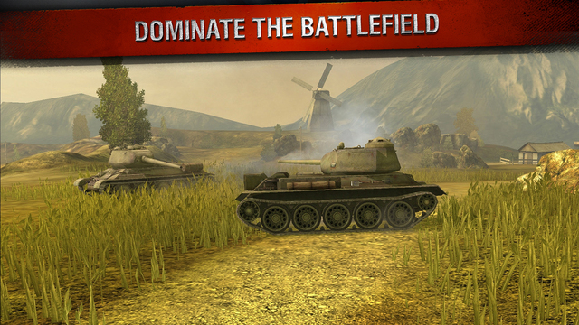World of Tanks Blitz Battle