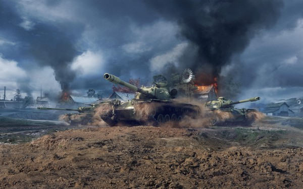 World of Tanks Blitz 1.10 update has finally rolled in