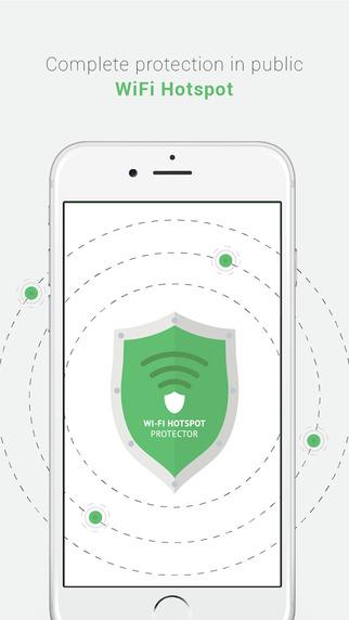 Wifi Hotspot Protector Main