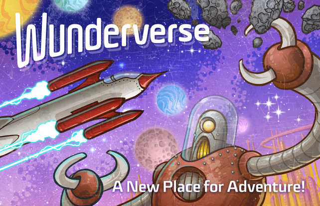 Wunderverse now gives your game a spooky world and sounds