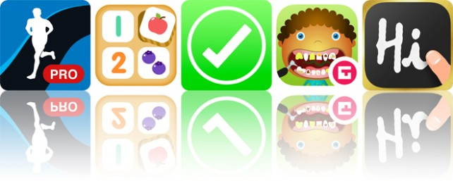 Today's apps gone free: Runtastic Pro, Todo Number Matrix, gTasks and more